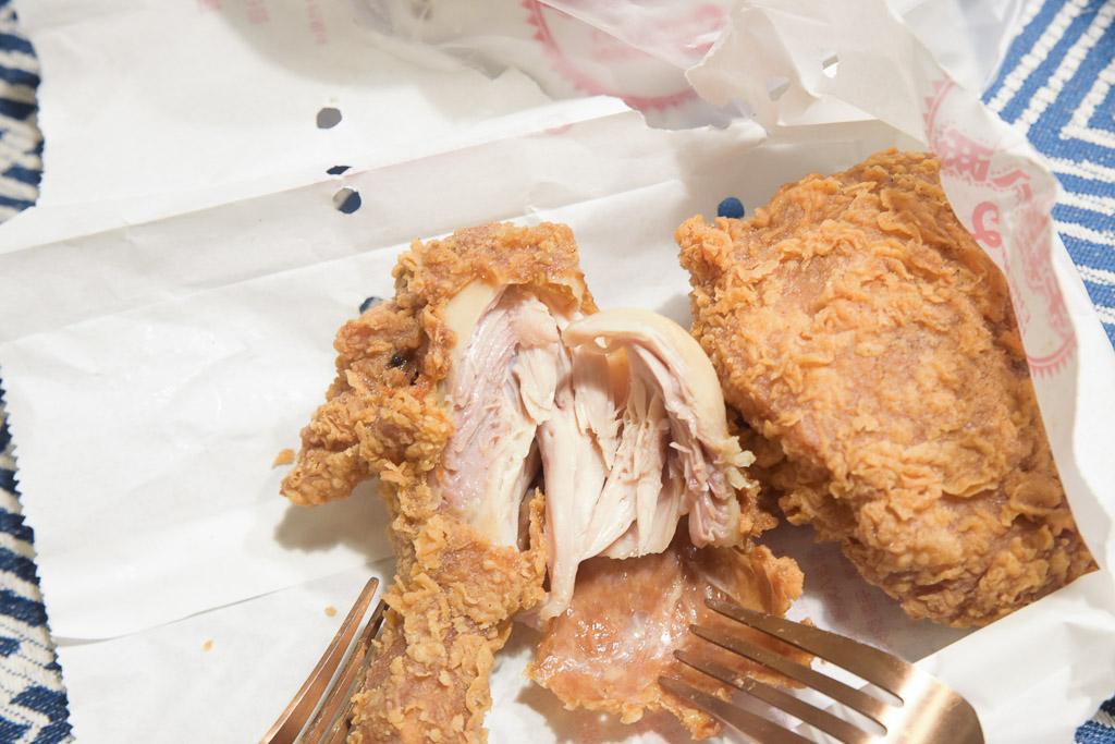 半雞洋行, 12CHF, 東寧路美食, 台南炸雞, 台南炸雞漢堡