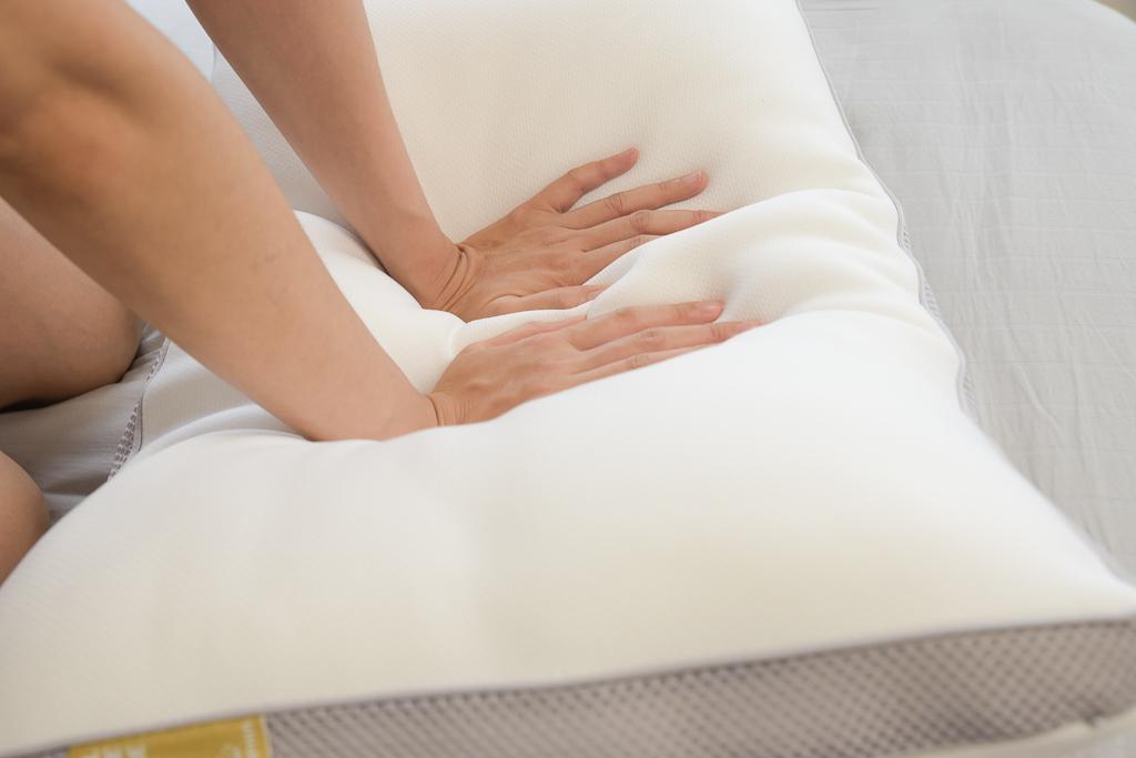 棉眠枕, 朵法亞, Darphia, 水洗枕頭, 獨立筒枕頭, 枕頭推薦, 平價舒適枕頭, 枕頭洗衣袋