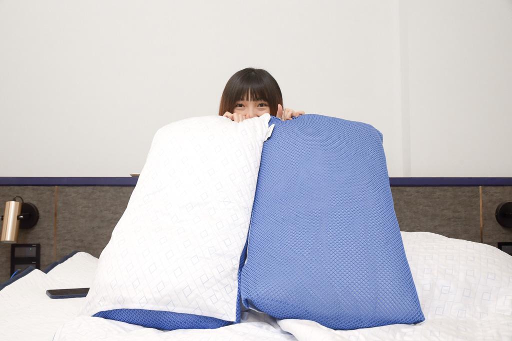 德瑞克名床, 涼感寢具, 涼感枕套, 涼感四季被, Cookuru 瞬冰涼感寢具, 可水洗涼感墊
