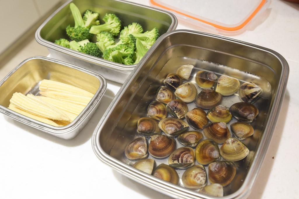 藏野匠KOM不鏽鋼保鮮盒, 冰箱收納盒, 調理盒