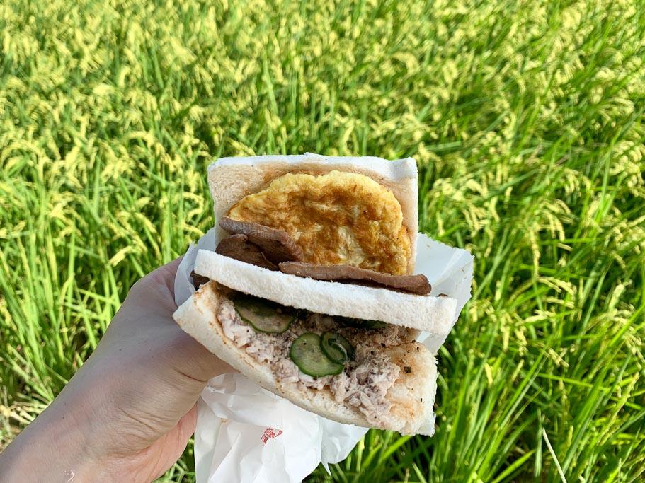 嘉義文化路碳烤三明治, 嘉義三明治, 嘉義早餐, 文化路早餐, 文化路美食, 嘉義美食, 炭烤三明治