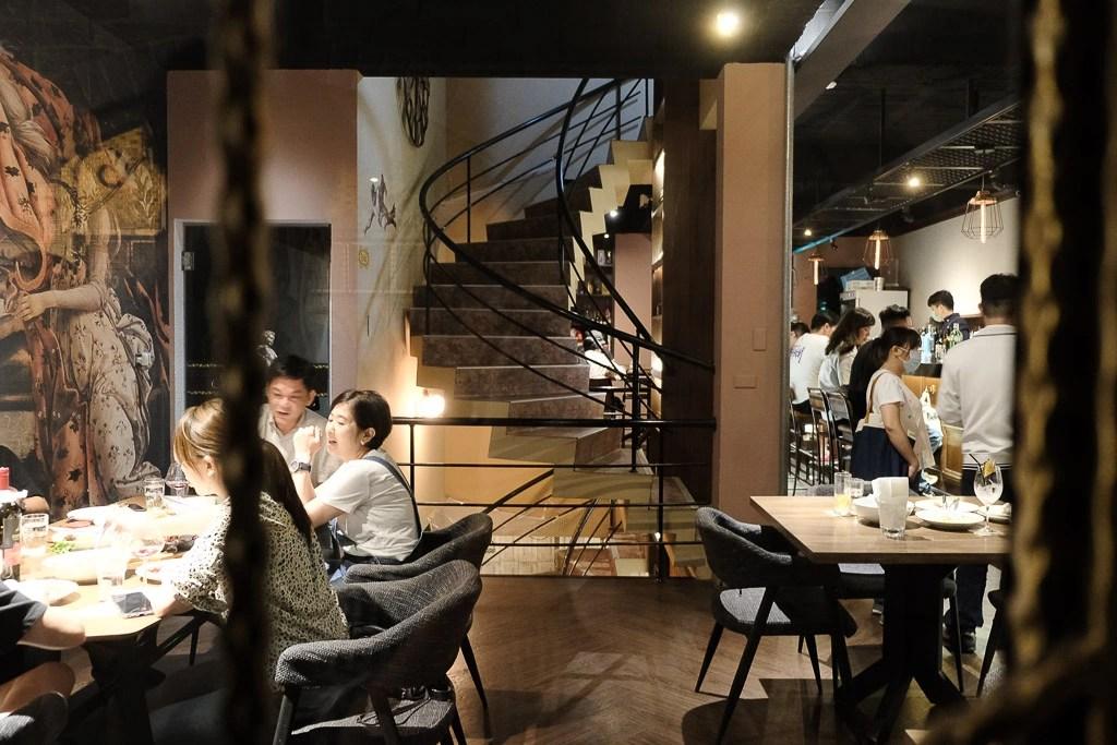 台南餐酒館, 台南美食, 台南美食懶人包, 台南小酒館, 台南晚餐, 台南約會餐廳