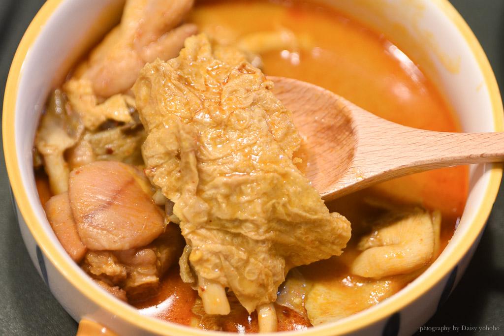 懶得煮的Tom老闆推薦, 麻辣牛腱, 即煮包, 料理包, 南洋叻沙咖哩雞, 泰式冬陰功梅花豬即煮包