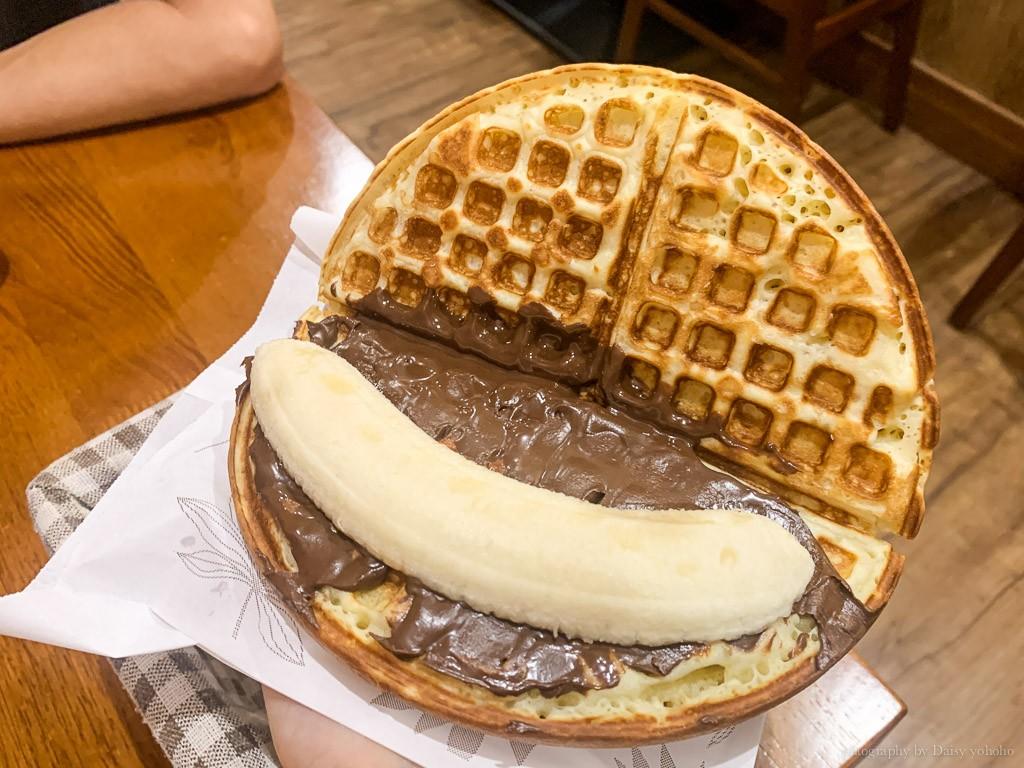 小木屋鬆餅, Shinemood, 台南小木屋鬆餅, 小木屋鬆餅推薦口味. 小木屋鬆餅菜單, 小木屋崇學店