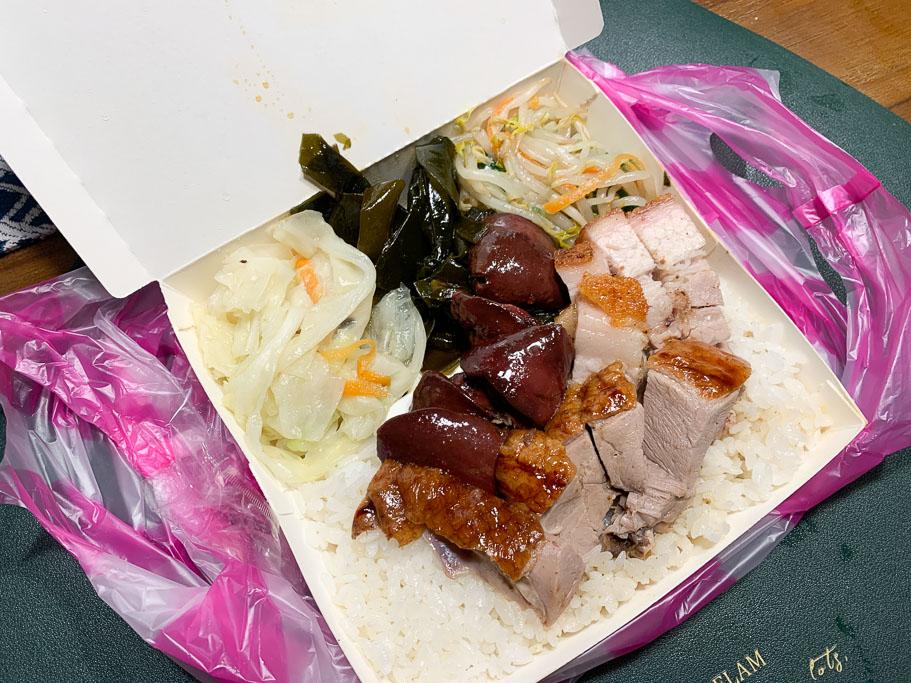 香港明記燒臘, 崇德路美食, 燒肉燒鴨, 台南燒臘, 台南市立醫院美食, 台南東區美食