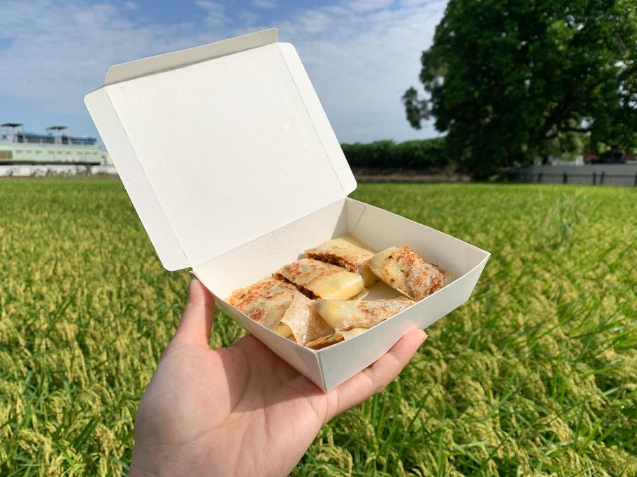 早餐好樂肉鬆煉乳蛋餅, How the breakfast, 嘉義早餐, 嘉義菠蘿堡, 嘉義早午餐