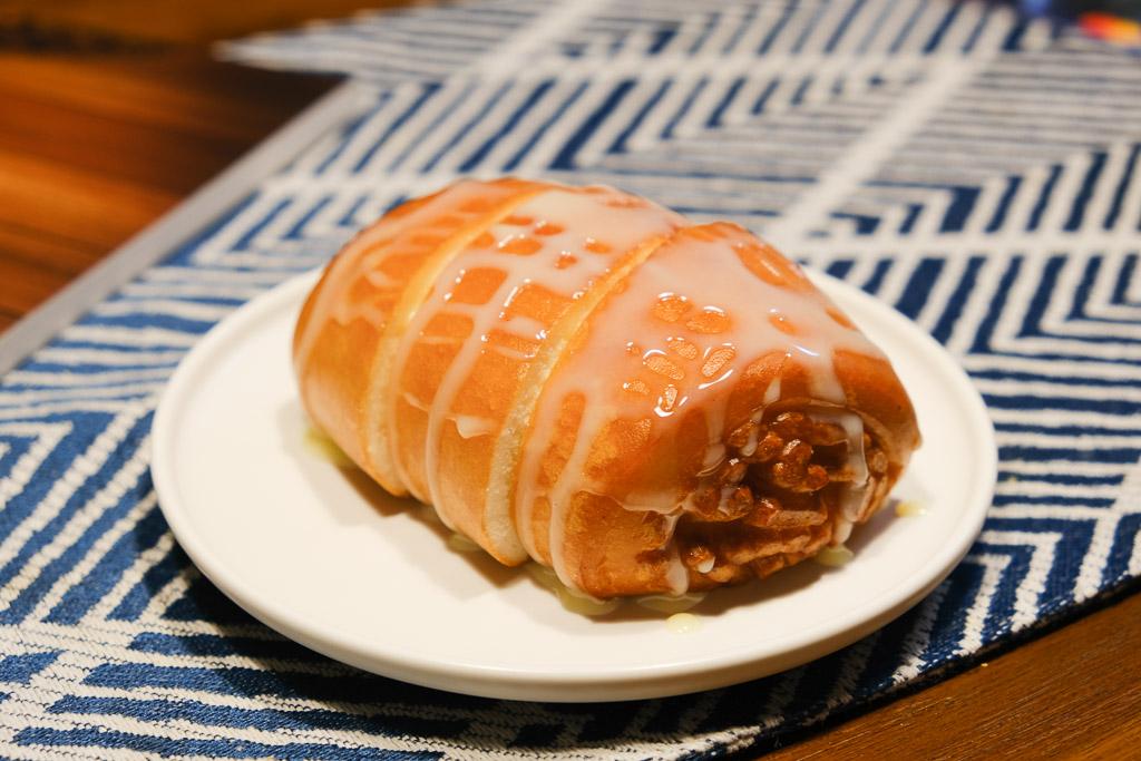 高雄空廚, 宅配美食, 早餐麵包宅配, 冷凍宵夜, 冷凍炸物, 飛燕煉乳銀絲卷