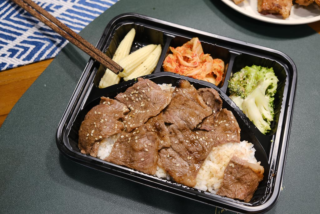 無邪燒肉, 台南便當, 台南燒肉, 成大美食, 成大燒肉