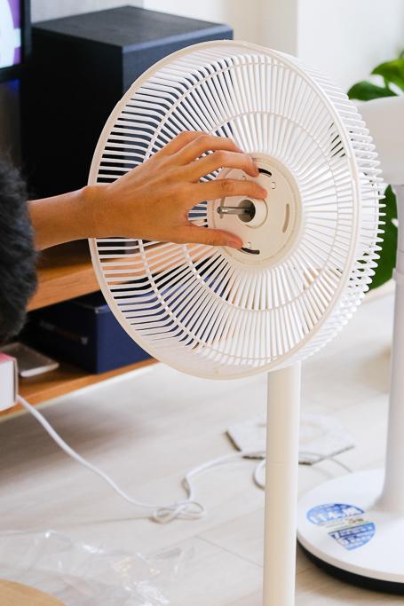 Siroca 舒涼節能風扇,日系美型小家電,吹電扇也要吹出生活美學。