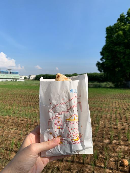 晨安蛋餅,嘉義東門圓環旁早餐店,好吃的手工蛋餅!最好先預訂。