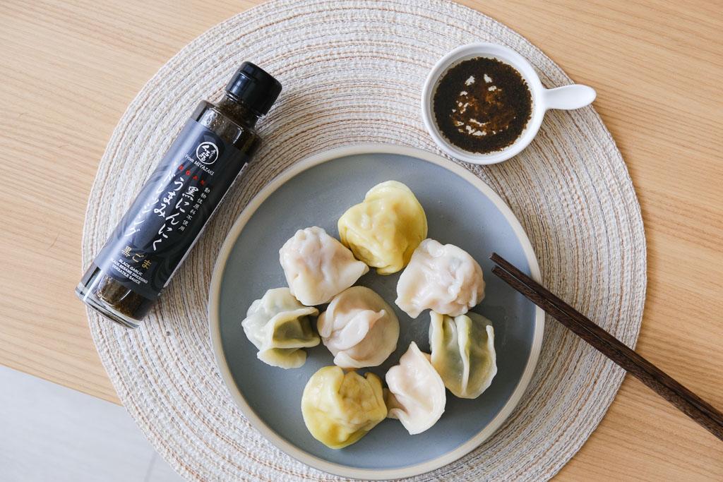 宮崎黑蒜頭美味調味醬, 日本醬油, 黑蒜醬油, 蒜頭醬油, 黑芝麻醬油, 天然發酵無添加醬油