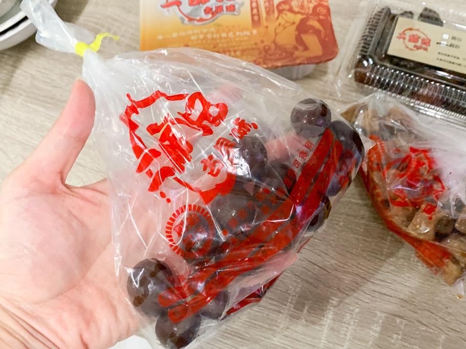 二師兄古早味滷味(府前店),從花園夜市開到店面的台南傳奇之一
