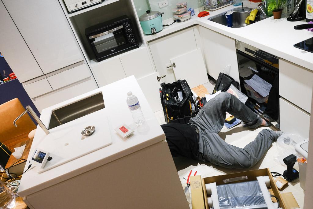 VOCA TCX 廚下式瞬熱飲水機,新家的喝水小幫手,控溫控量、省空間!