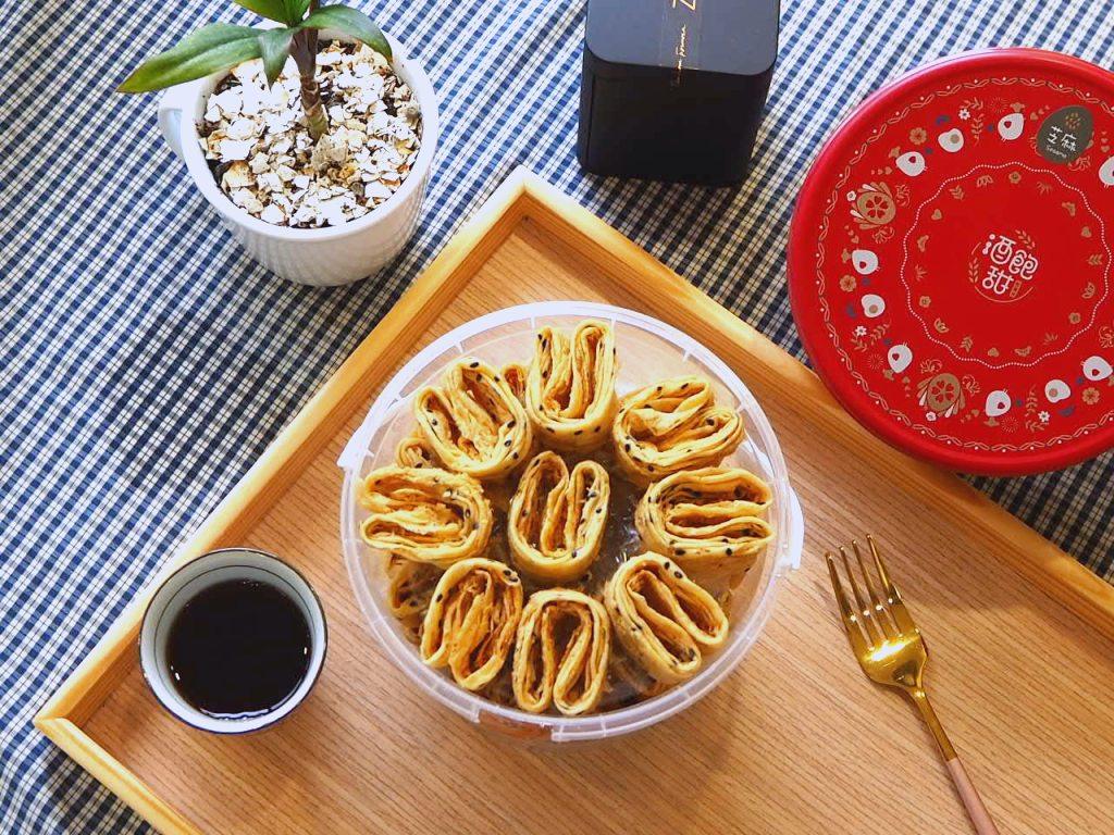 空氣感愛心手工蛋捲誕生 ! 酒飽甜製菓所 100%日本麵粉