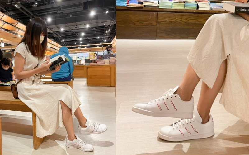 Originals Stan smith, 愛迪達刺繡愛心鞋, 愛迪達團購優惠, Adidas, 愛迪達Superstar, 愛迪達經典休閒鞋