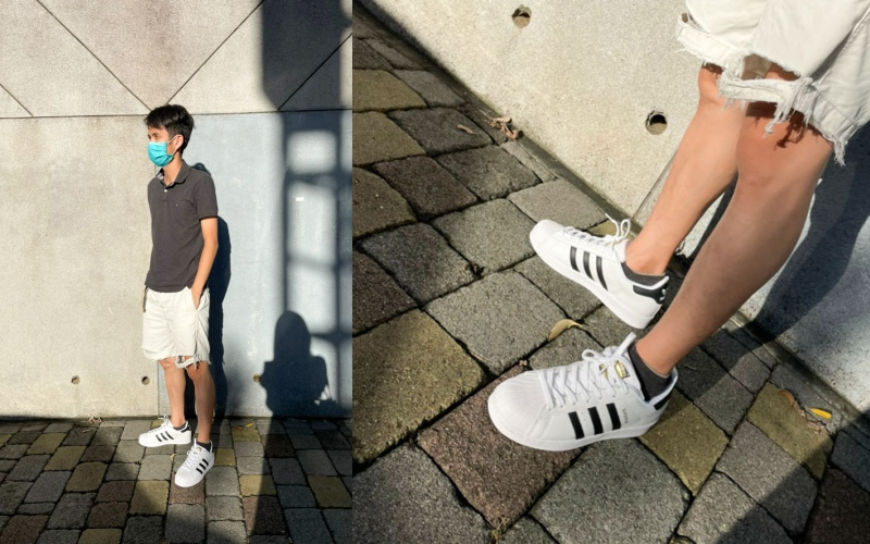 愛迪達金標貝殼鞋, 愛迪達Superstar, 愛迪達經典休閒鞋, 限量版愛心鞋 Originals Stan Smith, 情侶鞋, 愛迪達優惠