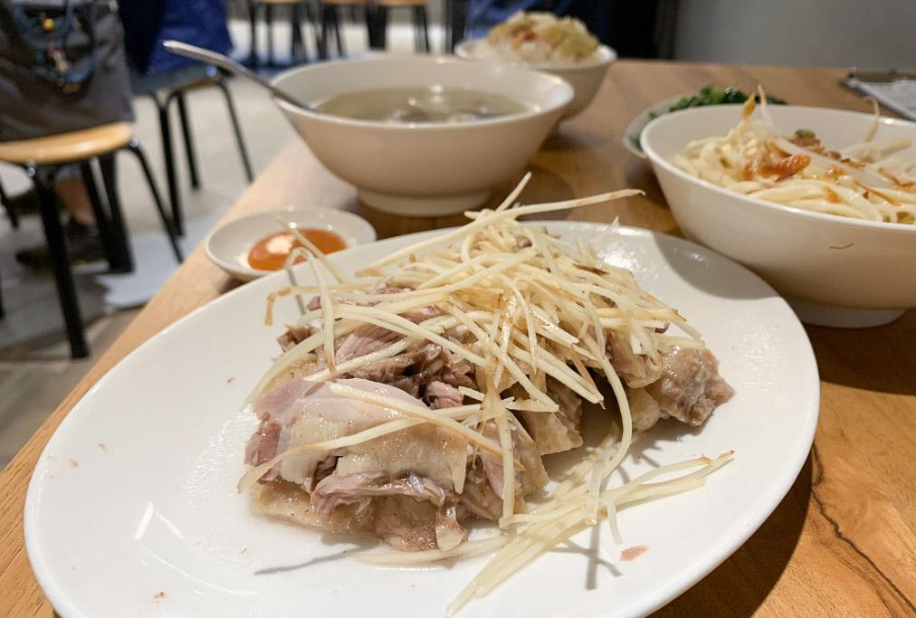 阿萬鵝肉, 晴光市場, 中山國小站美食, 晴光市場鵝肉, 雙城街美食, 晴光商圈