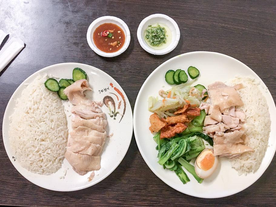 慶城街海南雞飯,近 6 千則評論還有 4.3 顆星的超人氣海南雞飯!近南京復興站
