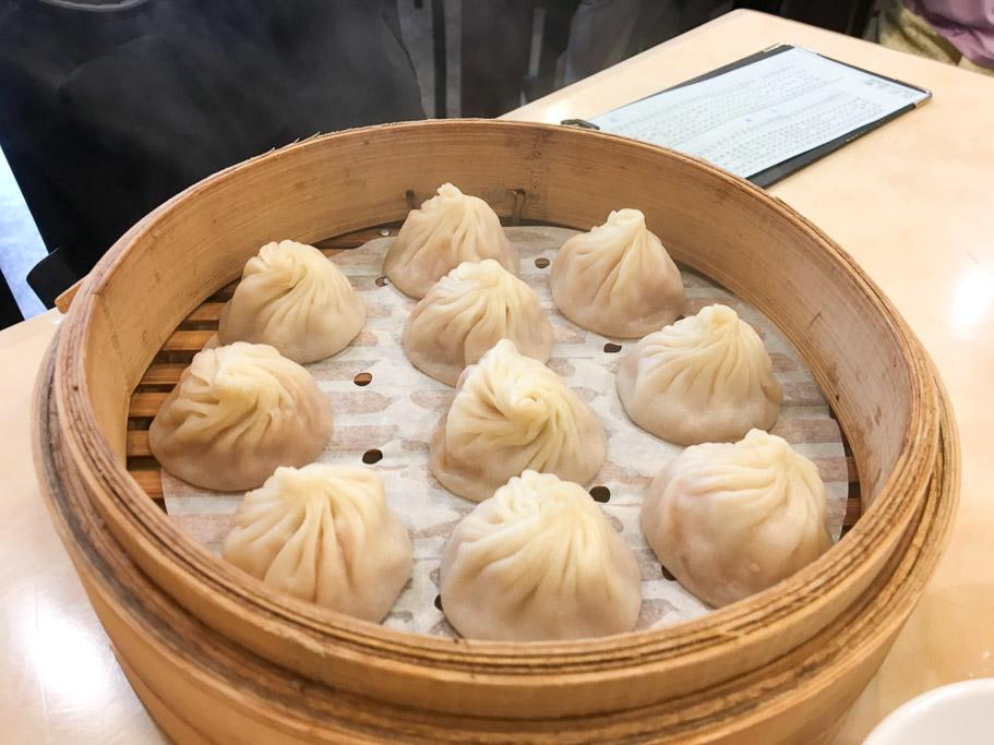 京鼎小館,小巨蛋附近上海小籠包店,自立門戶的鼎泰豐師傅,開到日本去。