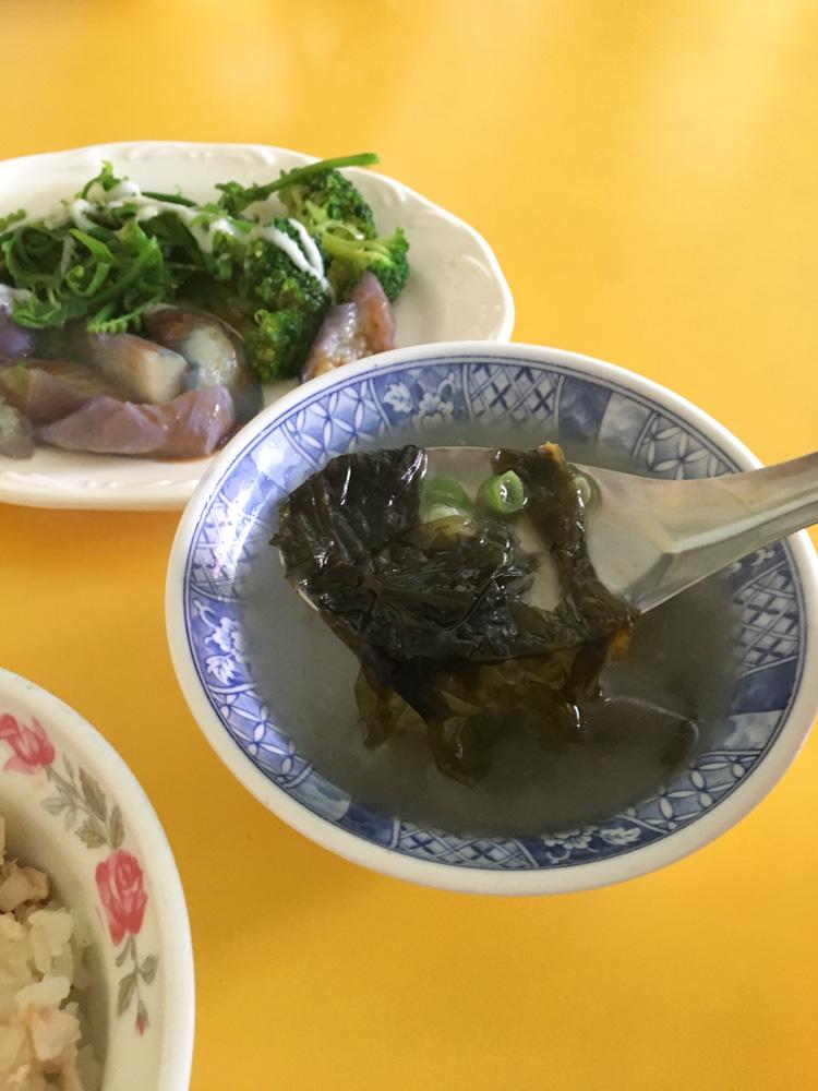 原民國路火雞肉飯,嘉義安和街巷弄中的銅板美食,在地人也愛吃這間!