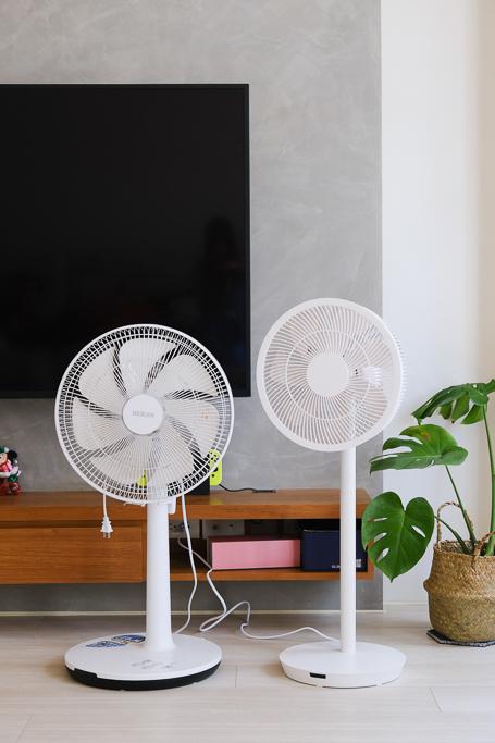 Siroca 舒涼節能電風扇,日系美型小家電,吹電扇也要吹出生活美學。團購優惠