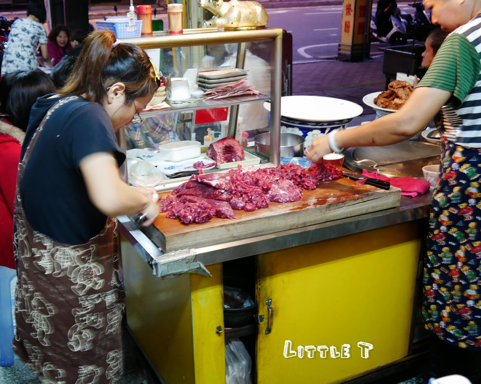 台南宵夜, 六千牛肉湯. 台南美食, 台南牛肉湯