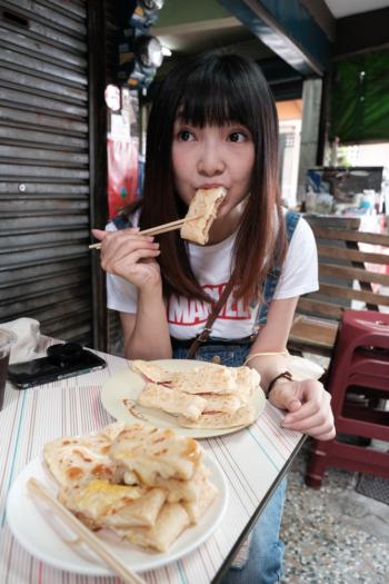 阿公阿婆蛋餅, 成大早餐, 小東路早餐, 小東路美食, 成大美食, 台南早餐, 台南粉漿蛋餅, 台南古早味
