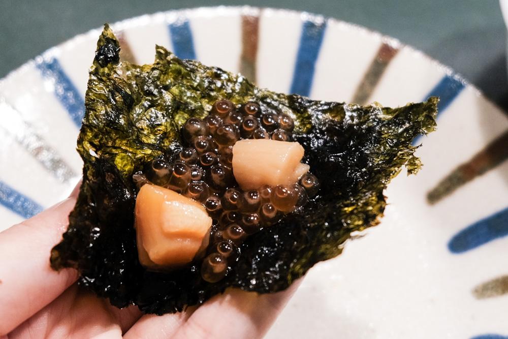幽靈鮭貝醬,北海道來的真材實料!新鮮鮭魚卵+滿滿干貝,餐桌加菜買起來!