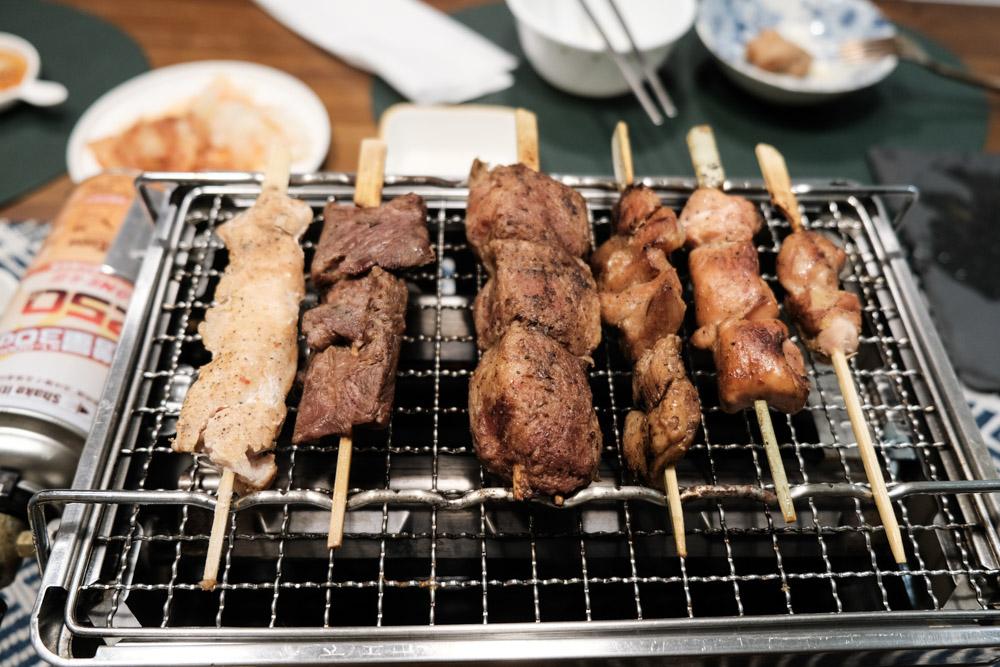 激旨即食, 激旨燒鳥, 冷凍宅配, 串燒團購, 冷凍串燒, 逢甲美食