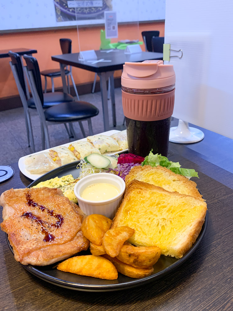 小飛象早午餐, 嘉義早午餐, 嘉義平價早午餐, 嘉義美食, 嘉義早餐, 嘉義早午餐拼盤, 嘉義民權路美食