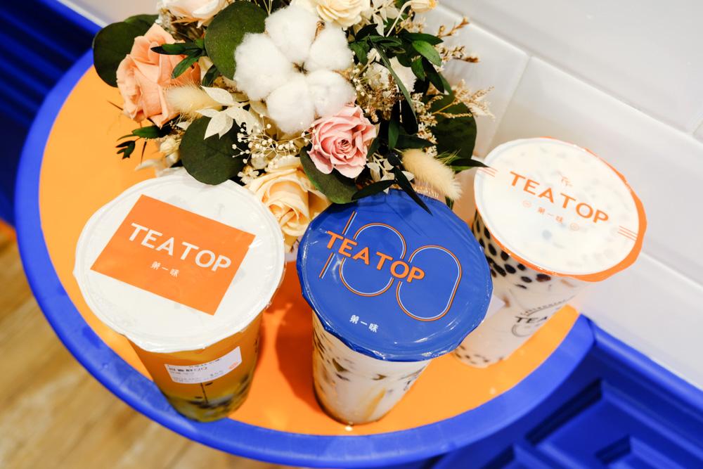 TEA TOP 第一味, TEA TOP 民雄建國店, 民雄飲料店, TEATEOP 雙Q, 民雄手搖飲, 嘉義飲料, 嘉義手搖杯, TEA TOP菜單
