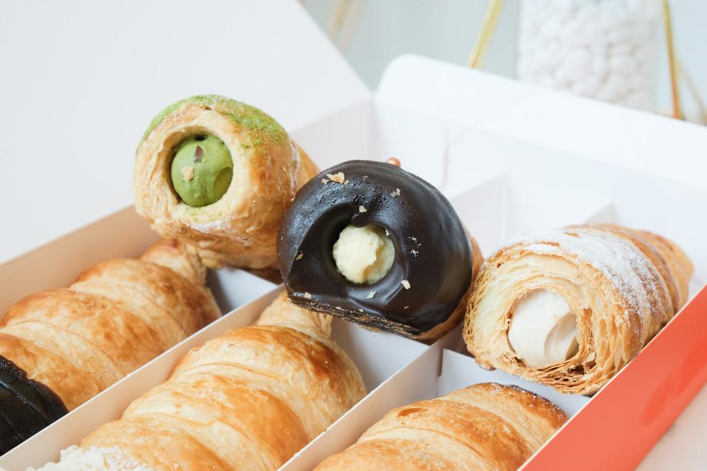 派星堂PALAXY-可頌甜星,銅板價的法國藍帶主廚手作甜點,台南伴手禮禮盒