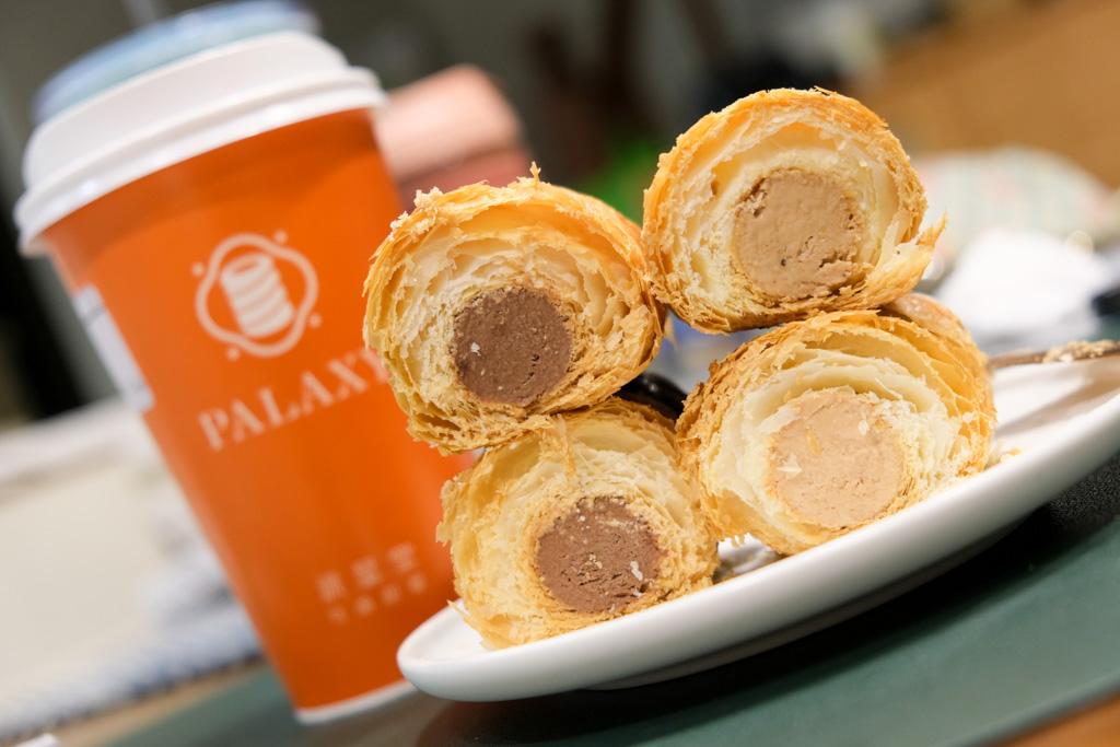 派星堂 Palaxy, 可頌甜星, 台南東區美食, 台南伴手禮, 台南ig 甜點, 台南蘋果派